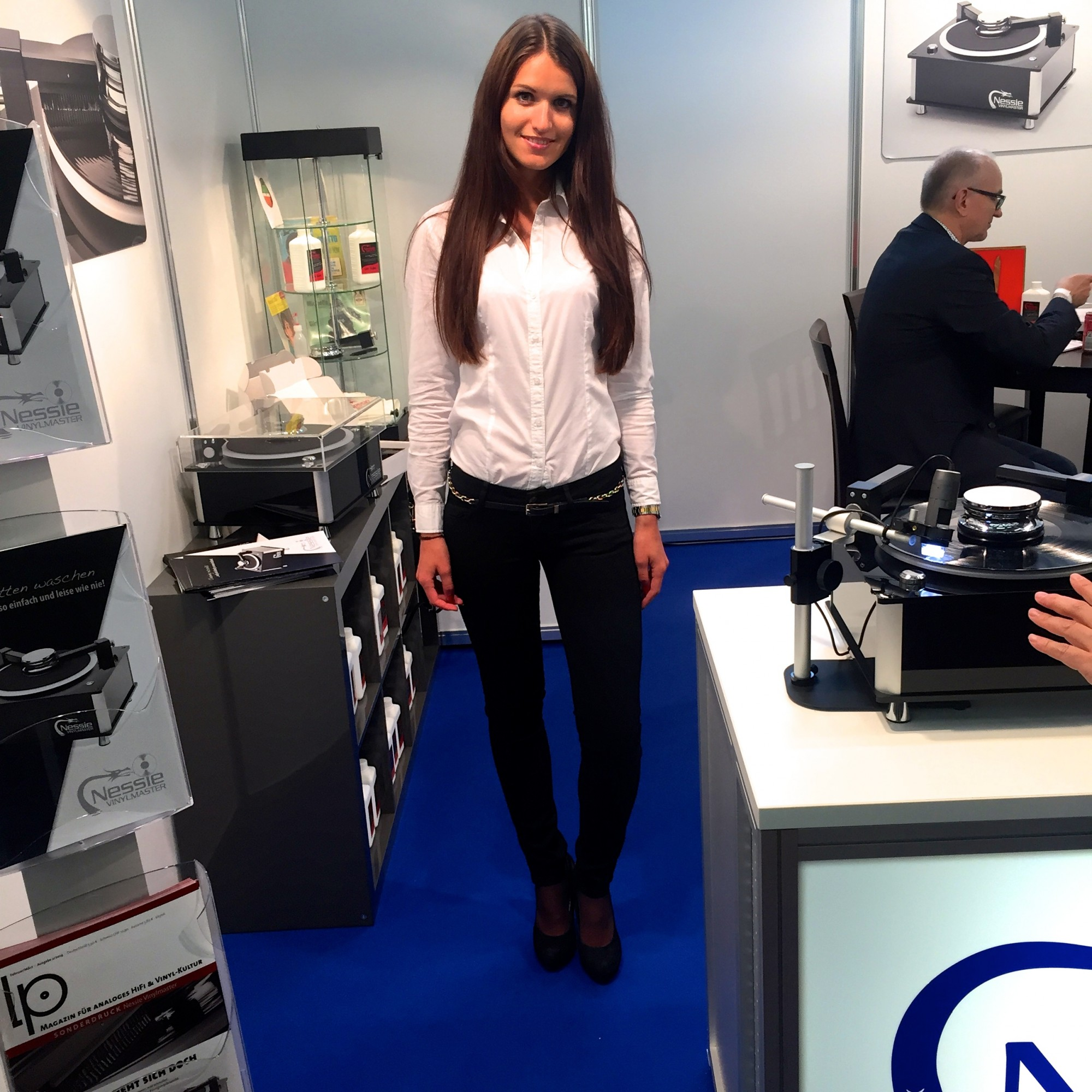 maria hostess model in m nchen ingolstadt instaff. Black Bedroom Furniture Sets. Home Design Ideas