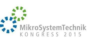 mikrosystemtechnik kongress 2015 in karlsruhe trade fair exhibit. Black Bedroom Furniture Sets. Home Design Ideas