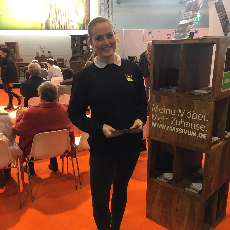 Massivum Frankfurt lucia sk 275454 hostess profile instaff