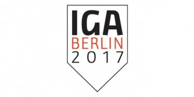 iga 2017 in berlin trade fair exhibition information. Black Bedroom Furniture Sets. Home Design Ideas